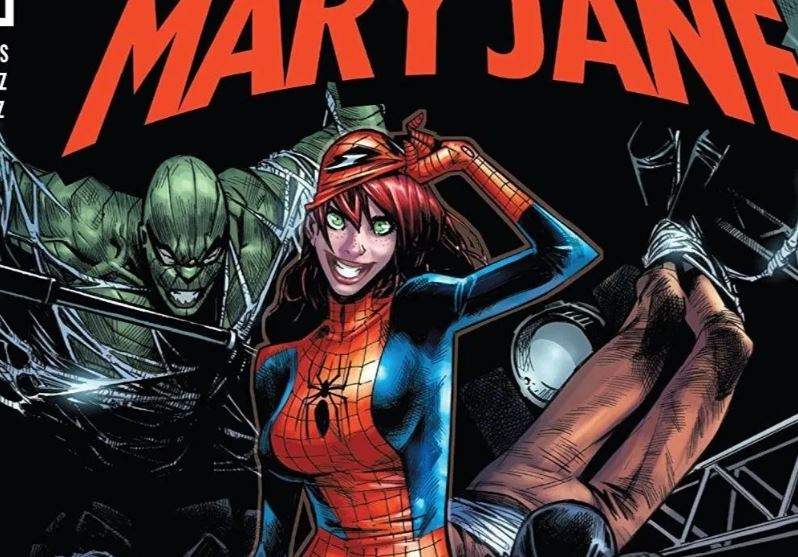 Mary Jane Defeated Team of Super Villains