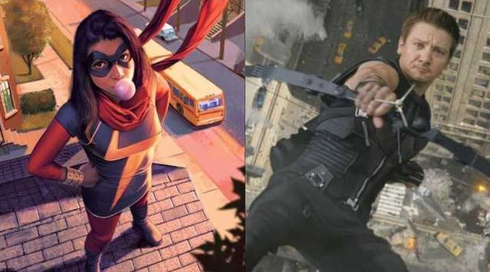 Ms. Marvel & Hawkeye Series Will Be Releasing