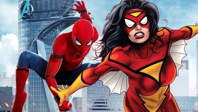 Photo of Sony's Newly Announced Marvel Movie Could Be Spider-Woman