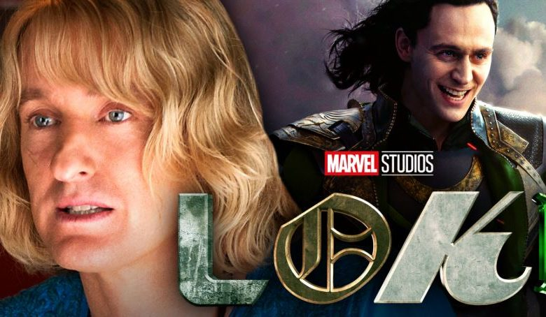 What Marvel Character Owen Wilson Play In Loki TV Show?