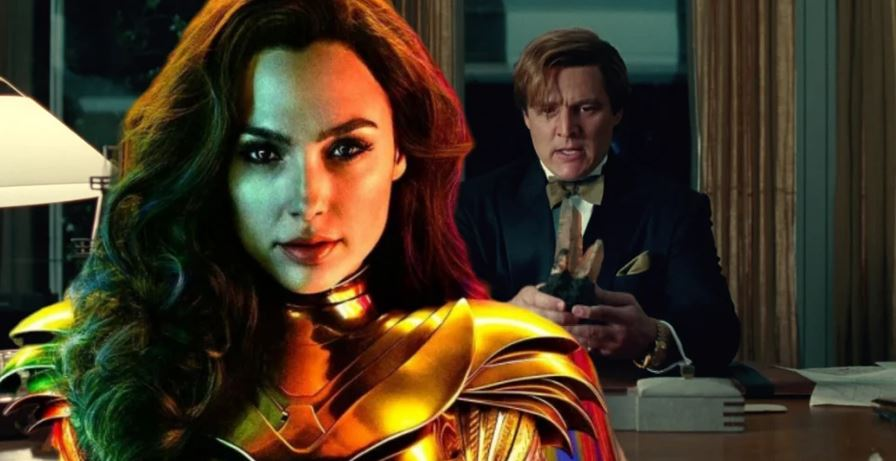 Why Diana Prince Didn't Have Her Sword Or Shield In WW84