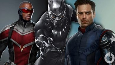 Photo of Sebastian Stan Teases Falcon & Winter Soldier Will Link With Black Panther