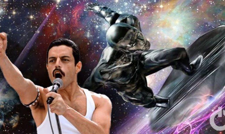 Silver Surfer Bohemian Rhapsody