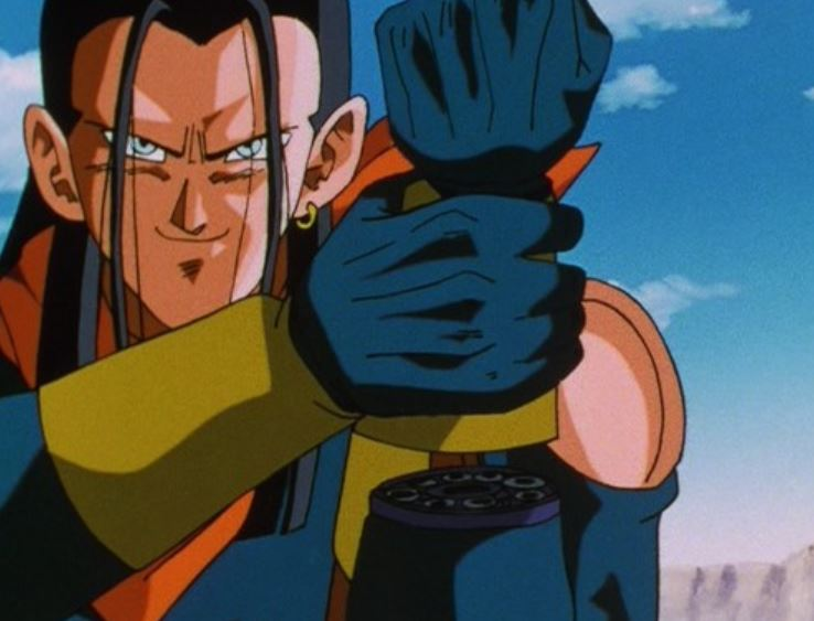 Androids in The Dragon Ball Universe