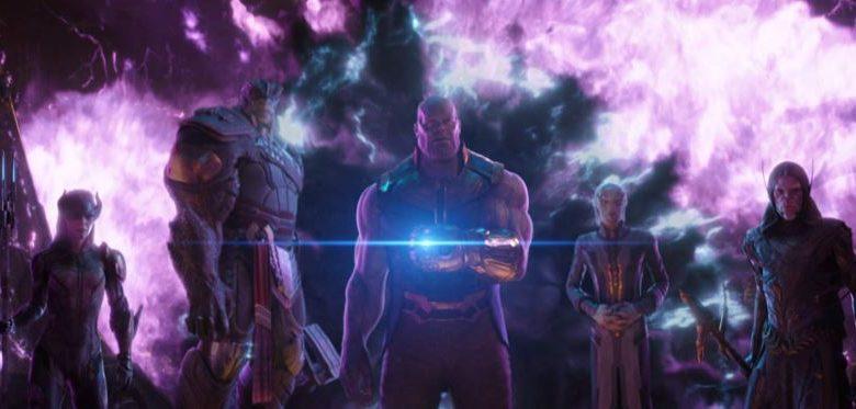 Deleted Scenes of Thanos Black Order Members