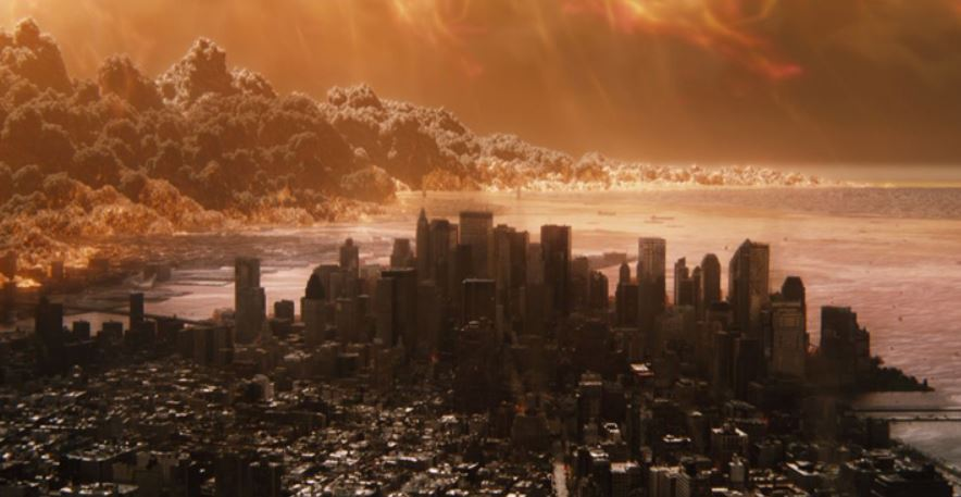 Planet Destroying Disasters in The Movies