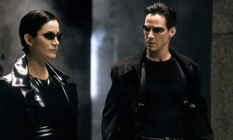 The Matrix 4 Set Video Trinity's Neo-Like Powers