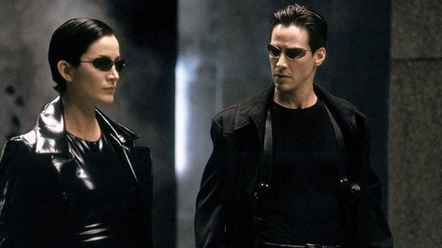 The Matrix 4 Set Video Trinity's Neo-Like Powers