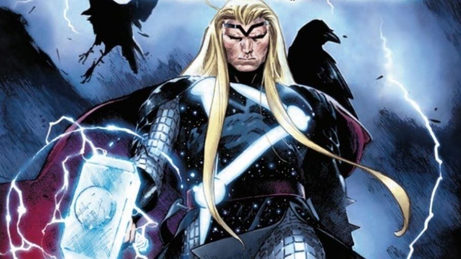 Thor Becomes Goku of Marvel Comics