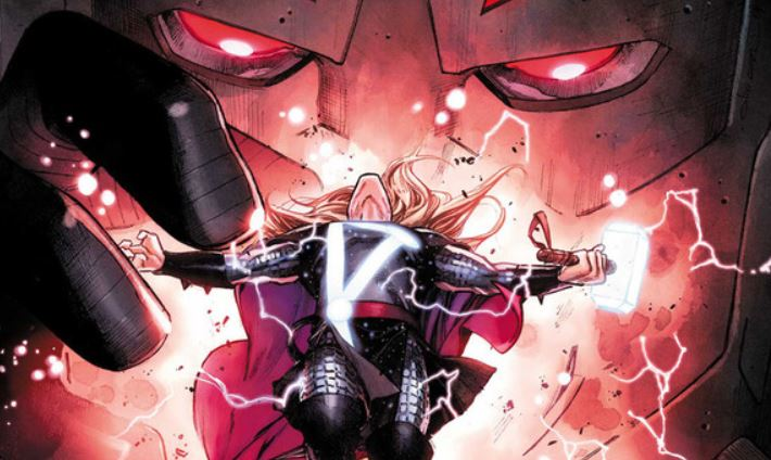 Thor Destroys Galactus to Prove he is The Strongest Avenger