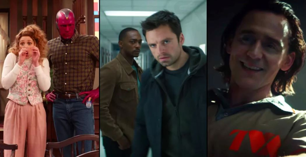 Falcon & Winter Soldier WandaVision And Loki Super Bowl TV Spot