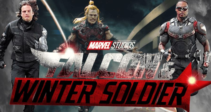 Falcon And The Winter Soldier Restarts Filming