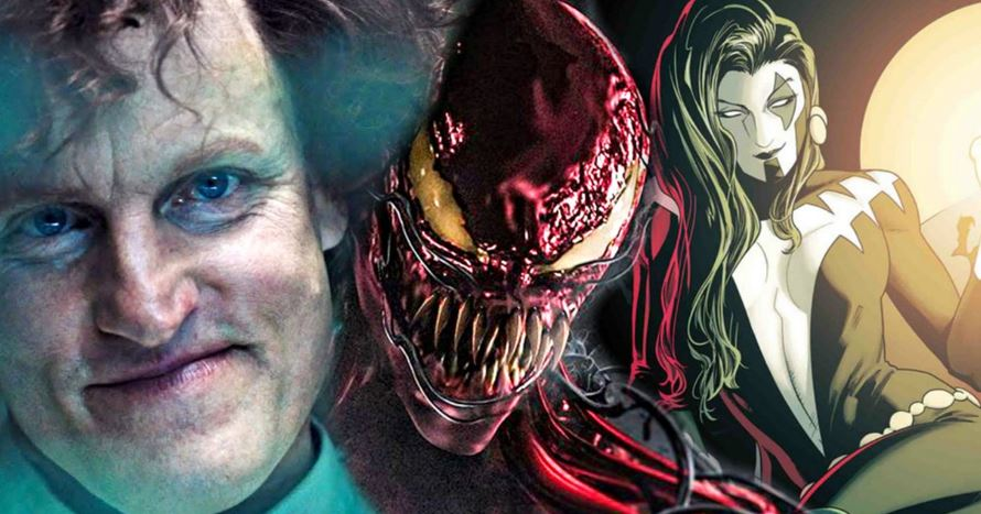 Carnage first look in Venom 2