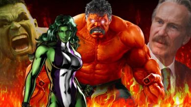 Photo of Red Hulk Confirmed for the She-Hulk Series on Disney+