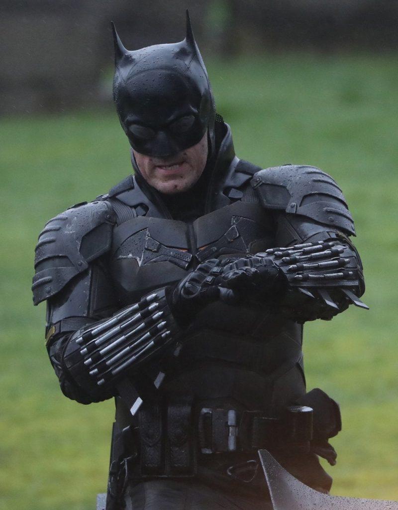 Full Look Batman Batsuit Batcycle & Catwoman