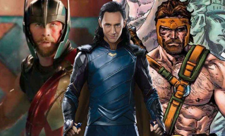 Hercules Debut in the Loki Series