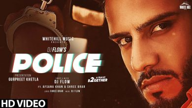 Photo of Police Afsana Khan Djjohal | Dj Flow — Afsana Khan