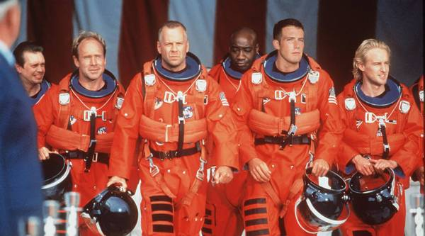 Sci-Fi Disaster Movies