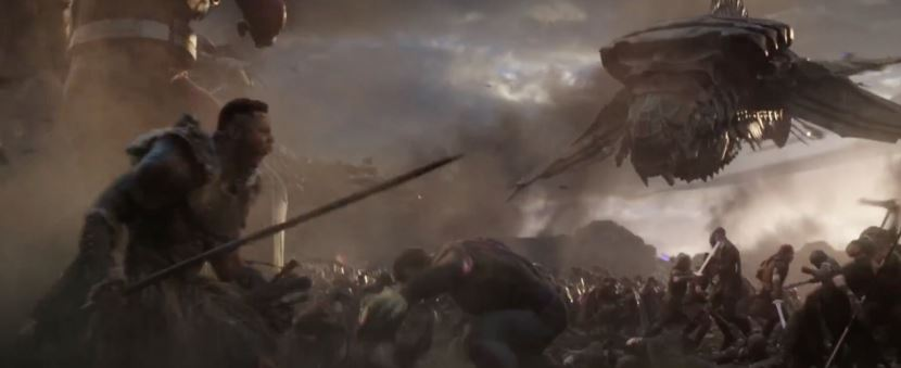 Avengers: Endgame More Deleted Fight Sequences Final Battle