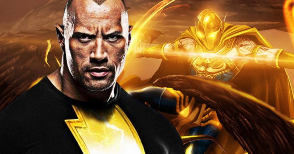 Black Adam Bring DC Strongest Superhero