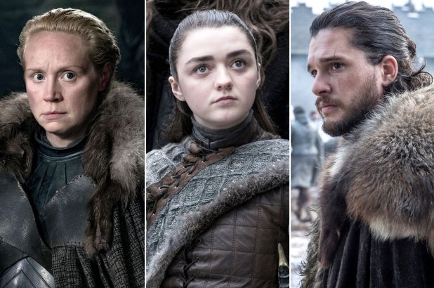 Bravest Game of Thrones Characters