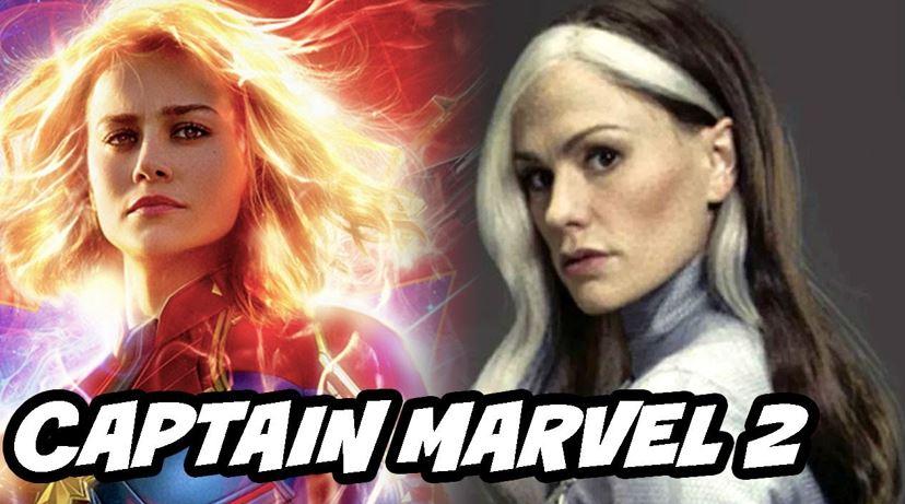 Rogue Villain for Captain Marvel 2