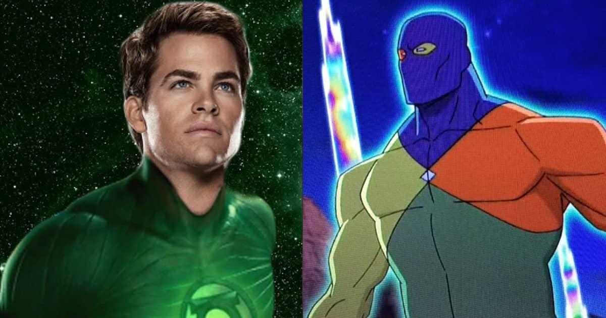 Photo of Chris Pine Rumored to Play MCU's Version of Green Lantern