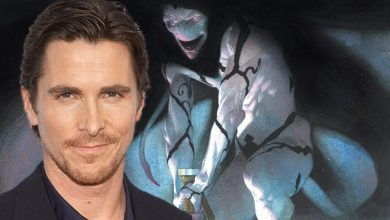 Christian Bale As Gorr The God Butcher