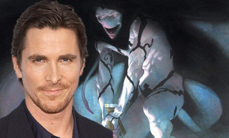 Christian Bale As Gorr The God Butcher