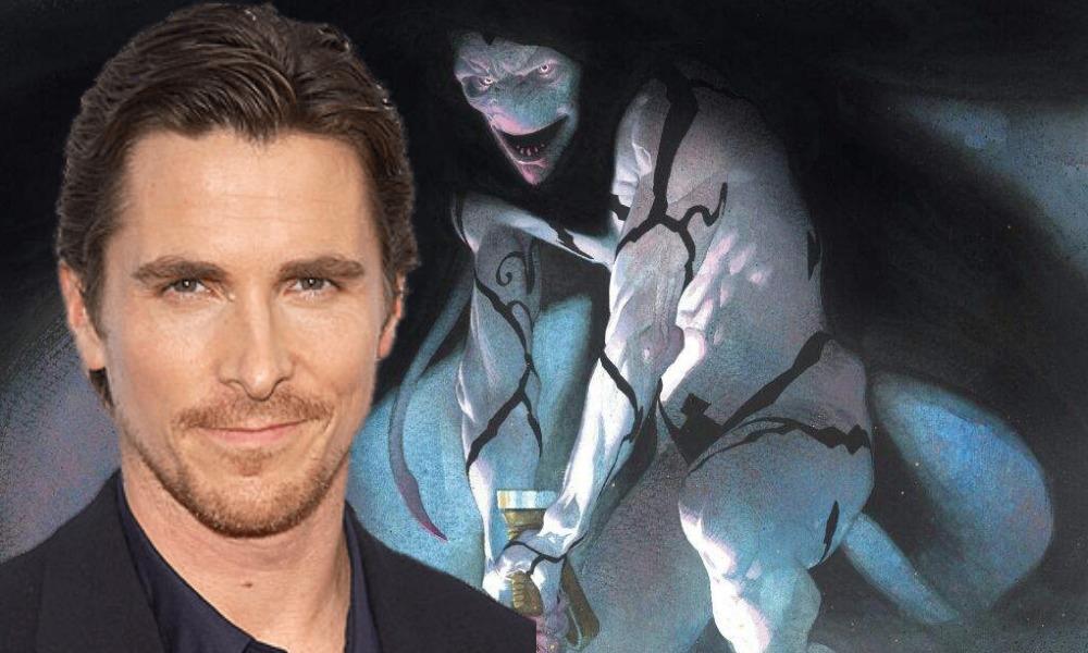 Christian Bale Villain of Thor Love And Thunder