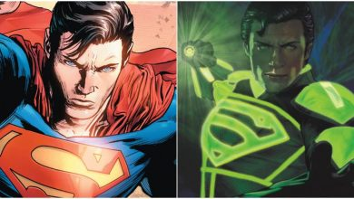 Photo of How DC Made Superman The New Green Lantern in The Strangest Way Possible