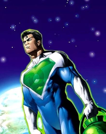 DC Made Superman The New Green Lantern