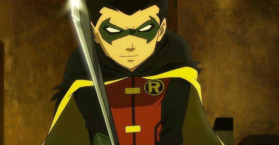 Children of DC Superheroes