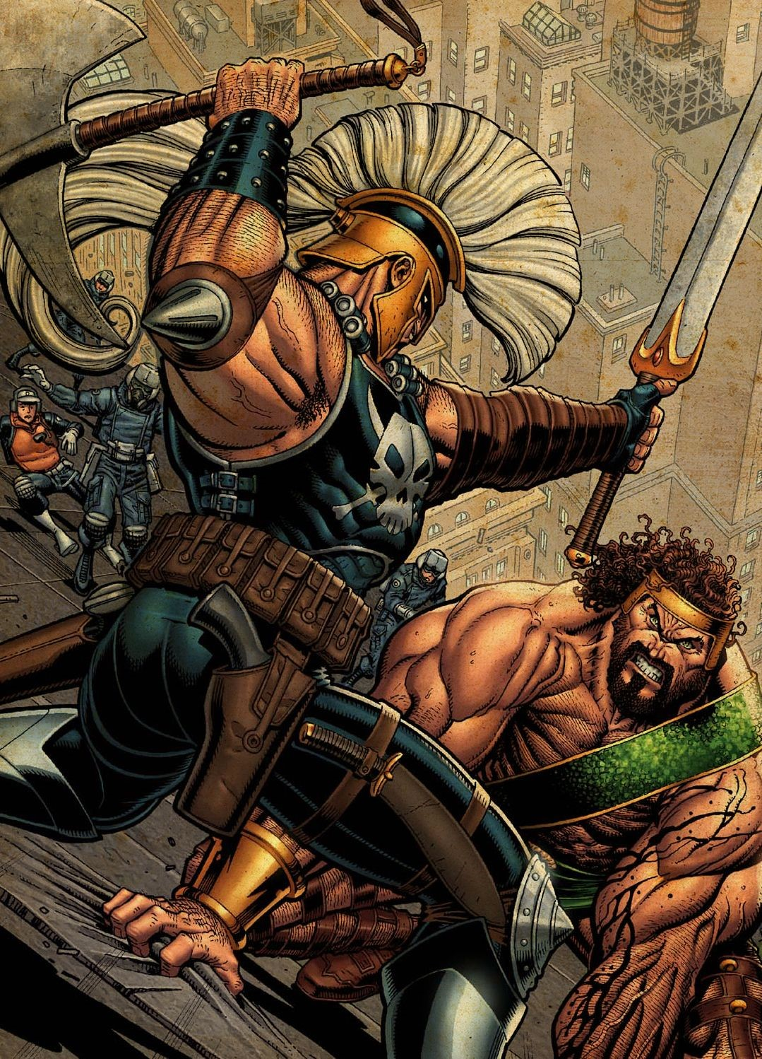 Actors Eyed for Hercules & Beta Ray Bill