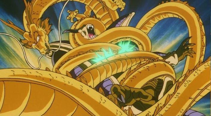 Techniques in Dragon Ball