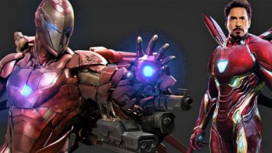Photo of First Look at the Leaked Iron Man Suit from Marvel's What if…? Series