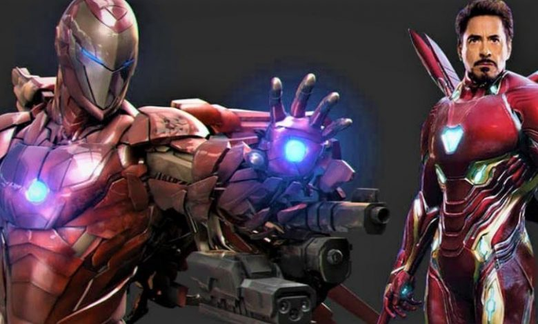 First Look Leaked Iron Man Suit from What if…?