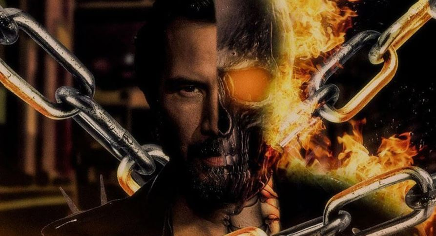 Marvel Developing Ghost Rider Project