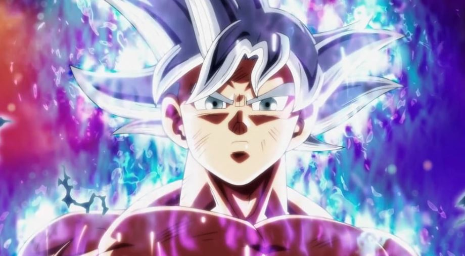 Dragon Ball Super Moro God of Destruction Before Beerus