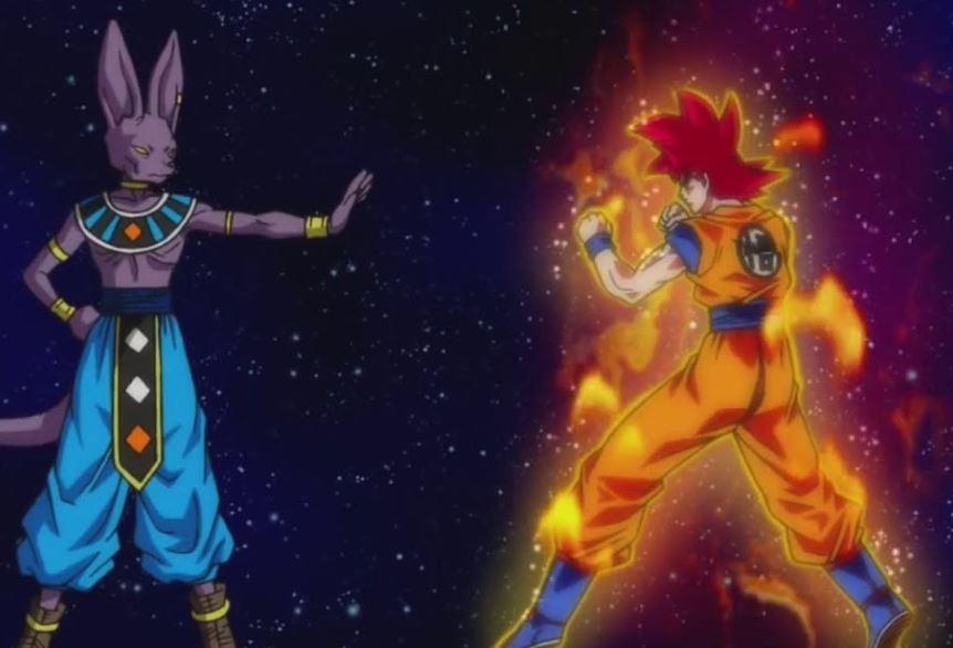 Facts About Super Saiyan God