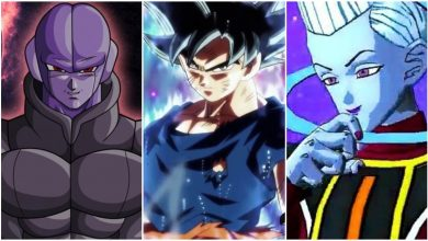 Characters Who Can Defeat Goku