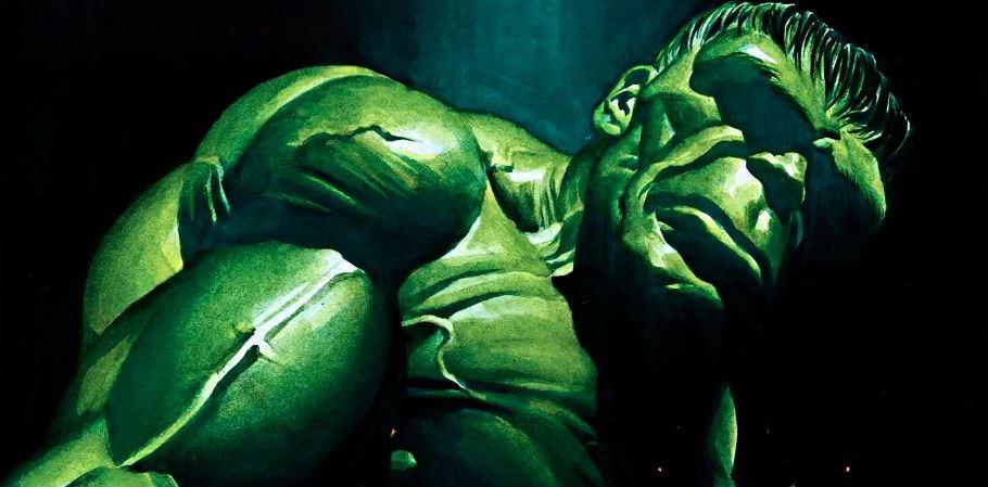 Hulk is Now Marvel's Terminator