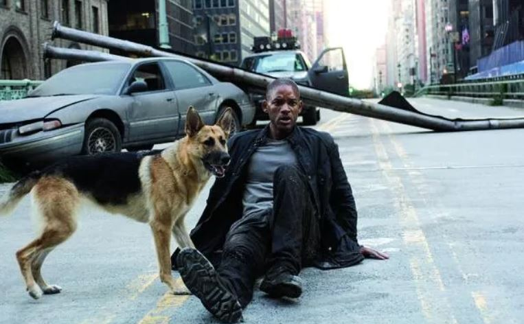 I Am Legend the King of Outbreak Movies