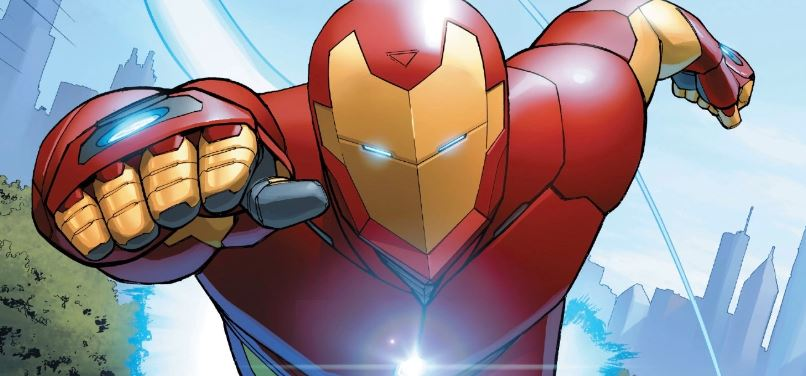 Marvel to Replace Iron Man