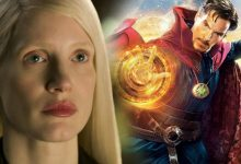 Photo of Jessica Chastain Denied a Very Important Role in Doctor Strange