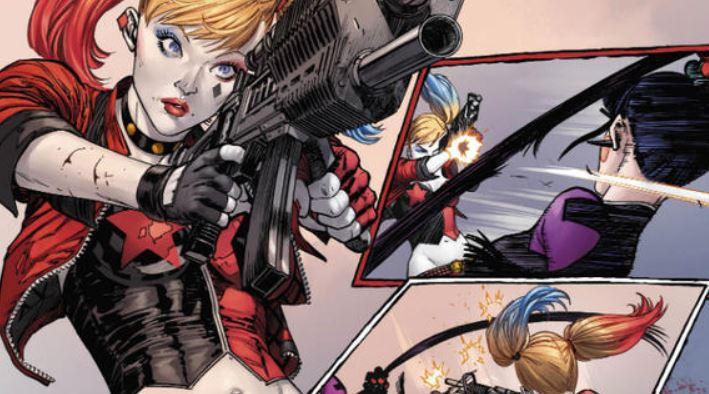 Joker's Two Girlfriends fight