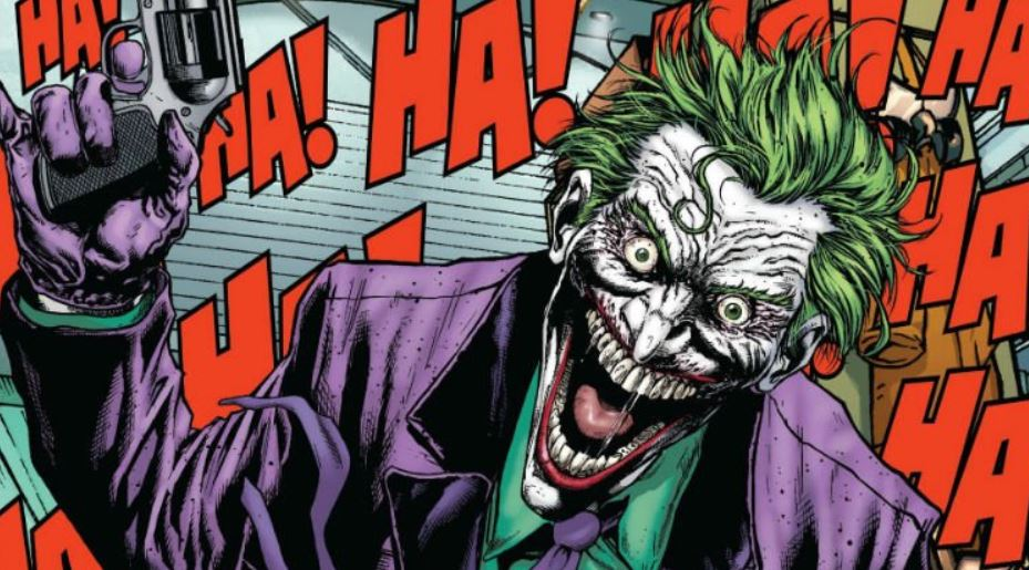 DC Comics Revealed Origin Story of Joker