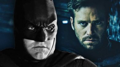 Photo of Justice League Mortal – The Cowl for Armie Hammer's Batman Revealed