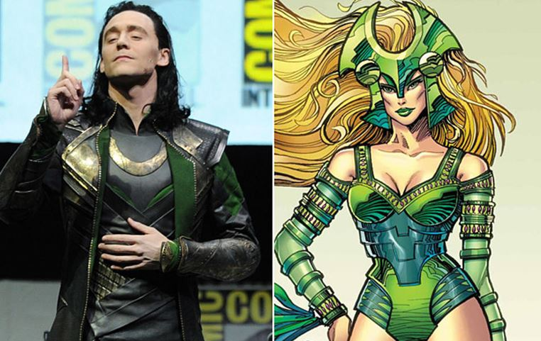 Loki Set Photos Reveal Loki in Suit & Lady Loki
