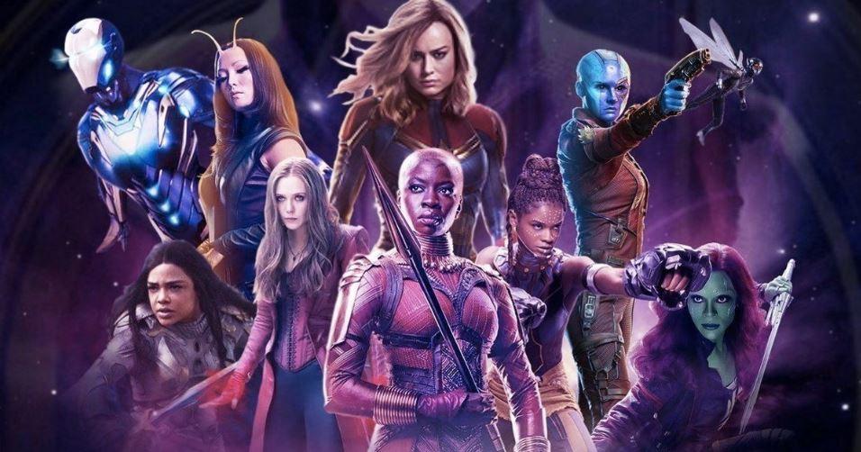 Captain Marvel 2 Plot Leak MCU's Female Team Up Movie
